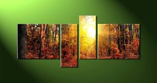 15 photos abstract nature canvas wall art with recent nature canvas wall art gallery 7