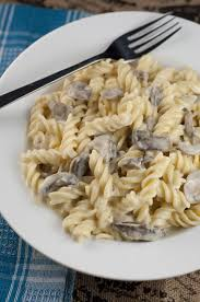 white cheddar truffled macaroni and