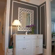 charcoal paint colorCharcoal Gray Foyer Paint Design Ideas
