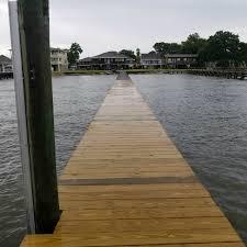 dock builder lake charles