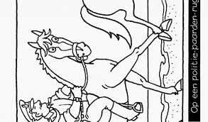 Paarden Kleurplaat Voor Volwassenen Concept 40 Pleet Sinterklaas