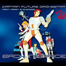 Back In Space-Radio Cut - Perry Rhodes   Shazam