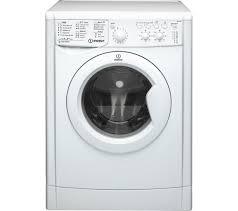 Standard Washing Machine Width Buy Indesit Iwc71452 Eco Washing Machine White Free Delivery