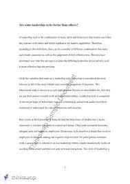 leadership essay example leadership essays for college college leadership essays for college