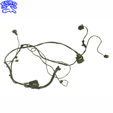 bmw e90 headlight wiring harness bmw image wiring front right headlight wiring harness plugs connectors bmw e93 328i on bmw e90 headlight wiring harness