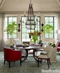 House Beautiful Dining Rooms Style Cool Design Ideas