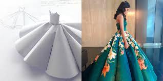 Js Designs Dresses Teens Handmade Graduation Dress Goes Viral On Twitter