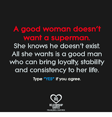 Good Woman Quote