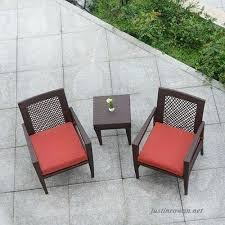 rattan outdoor chairs outdoor furniture 3 piece rattan patio set all weather brown wicker bistro rattan patio chairs uk