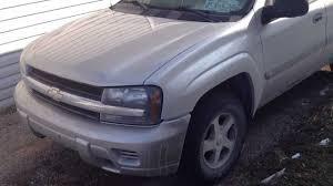 2004 Chevy Trailblazer COLD Start - YouTube