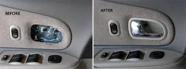 houston car door handles repair
