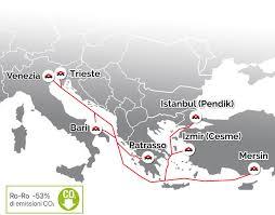 Autamarocchi   Spedizioni Door To Door Italia - Grecia e Turchia