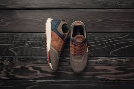 new balance 247 luxe. new balance gives their 247 ($120) model three luxe renditions for fall. this time, the sleek silhouette receives a knitted constriction on