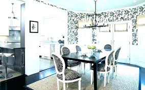 fancy kitchen theme including stretch zebra dining chair slipcover set zebra print chair cushions chairs animal dining covers zeb