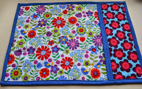 Quilted Placemat Patterns Awesome Inspiration Design