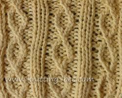 Knit Stitch Patterns Best Figure 48 Rib Knit Stitch Pattern ⋆ Knitting Bee