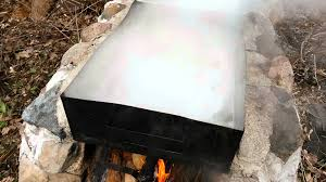 How To Build A Beginneru0027s Maple Syrup Evaporator  WildIndianacomBackyard Maple Syrup