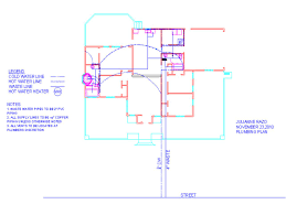 Plumbing Plan Building Science Pinterest House Bright