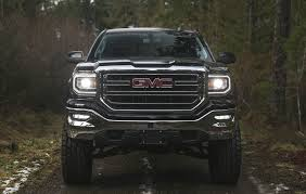 2018 gmc lifted trucks. beautiful 2018 2018 gmc sierra release date for gmc lifted trucks