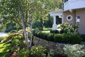 Garden Design Hard Landscaping Ideas Amy Martin Landscape Landscapes Design Newengland