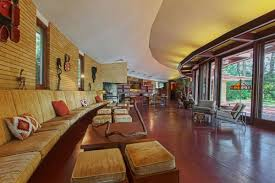 Futuristic Homes For Sale 9 Best Frank Lloyd Wright Homes For Sale In 2016 Curbed