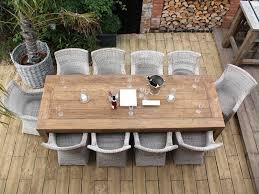teak coffee table outdoor set
