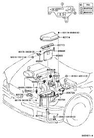 Toyota altezzaaltezza gita gxe10 aepvk 89281b sensor accel position 842421a 89281b altezza engine diagram altezza engine diagram