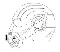 b876812c91fad8e430ff73790dada182 pepakura ant man helmet google search pepakura pinterest on jango fett helmet template