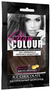 Купить <b>FARA Оттеночный бальзам</b> Glam Colours ice chocolate ...