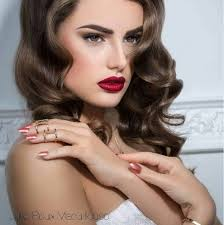 clic red lips homeing dance makeup ideas guaranteed to win you the crown