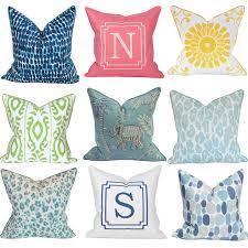 Beach Design Pillows Daily Design Finds In 2019 A Jill Shevlin Design Blog