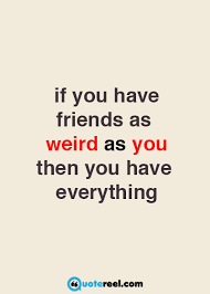 Friendships Quotes Mesmerizing Funny Friends Quotes To Send Your BFF Text Image Quotes QuoteReel