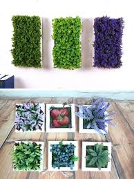 fake grass wall artificial simulation plant green grass wall decor fake grass wall diy