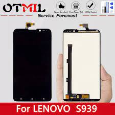 For Lenovo S939 Display Replacement ...