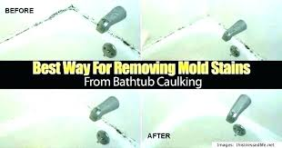 how to remove caulk from a bathtub removing remove hard caulk bathtub remove latex caulking bathtub
