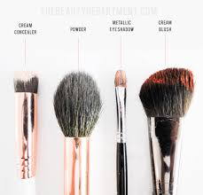 makeup the alternative brush cleaners tutorial photography by amy nadine graphic design by eunice chun