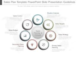 Planning A Presentation Template A Sales Plan Template Powerpoint Slide Presentation