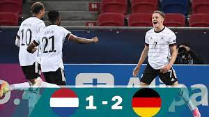 Netherlands vs Germany 1-2 (EURO U21) Extended Highlights & All Goals (4/6/ 2021) - YouTube