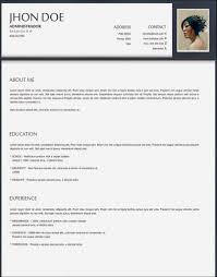 good cv template the perfect curriculum vitae hakki deryan pinterest perfect cv