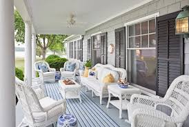 Treatment White Wicker Patio Furniture Furniture Ideas and Decors