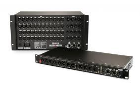 <b>Allen</b> & Heath представляет новые <b>модули расширения</b> GX4816 ...