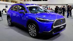 Toyota Corolla CROSS 2020 ใหม่ เผยโฉมในงาน Motor Show 2020 - Top Gear  Thailand