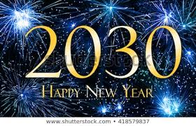 happy new year 2030. Contemporary 2030 Happy New Year 2030 With Shutterstock