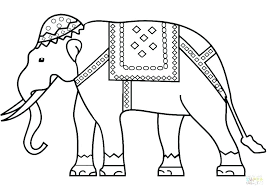 Printable Baby Elephant Coloring Pages Disney Cars For Adults Pdf