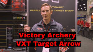 Victory Archery Vxt Target Arrow For Recurve And Compound