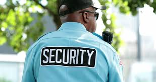 Security Personnel The Role Of Private Security In Counter Terrorism Security