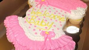 Cupcake Cakes Ideas Baby Shower Cake Ideas With Cupcakes Cupcake