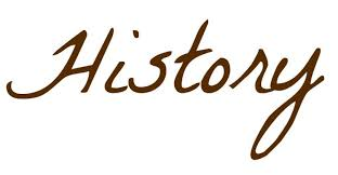 Image result for history word