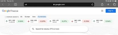 Google finance now has a new category. Google Finance Ranks Bitcoin First Among World Currencies