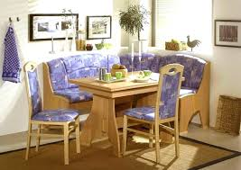kitchen nook round table set sets furniture corner breakfast lovely dining cushions n